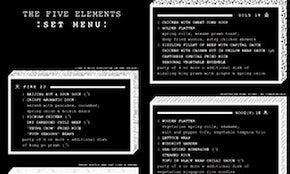 10 remarkable restaurant menus for your inspiration