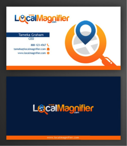 Local magnifier