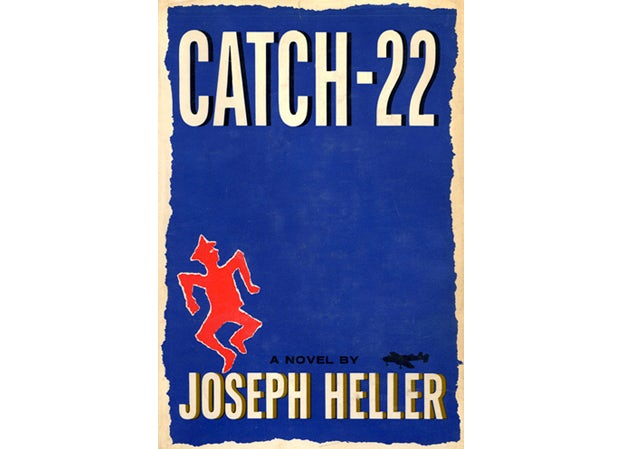 catch-22 by Paul Bacon
