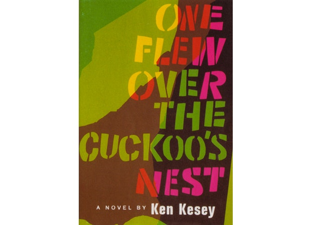 one flew over the cuckoo's nest by Paul Bacon