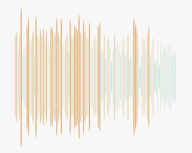 Let sound visualization blow your mind - The Creative Edge