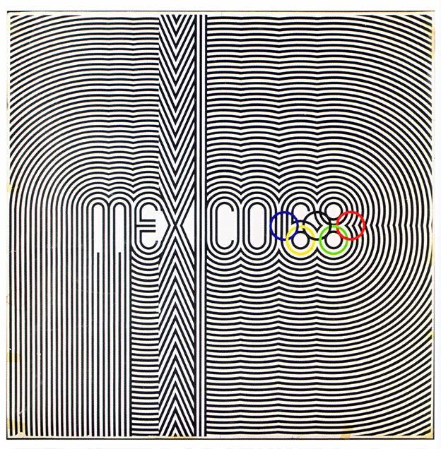 Mexico Summer Olympics 1968