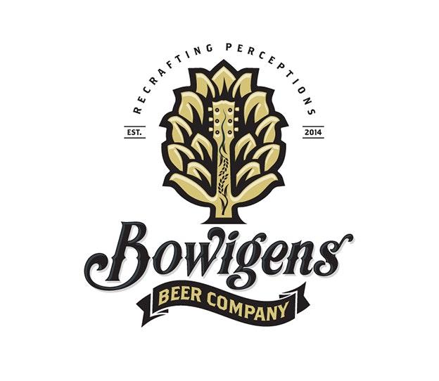 Bowigens Beer Company Logo Design