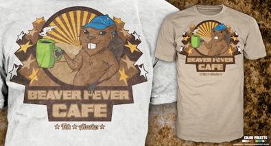 Beaver Ferver cafe