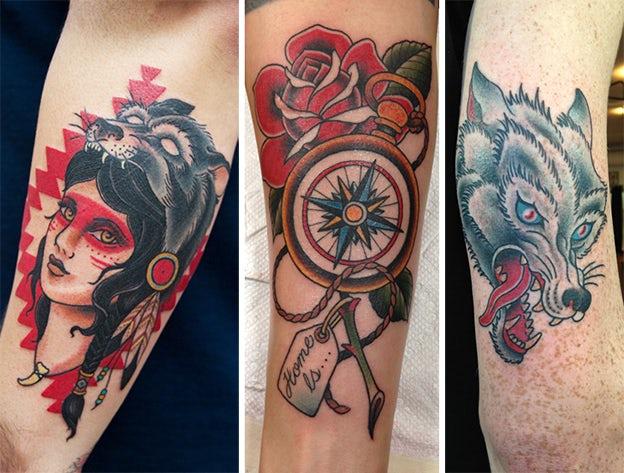 Tattoo Styles - Classic