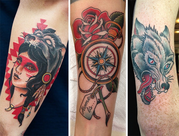 10 classic tattoo styles you need to know 99designs blog