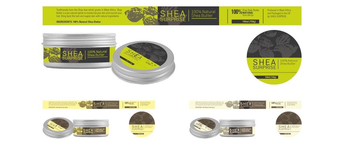 Kosmetiketiketten-Entwürfe von NANOSstylz