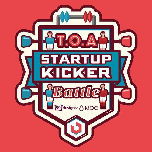 startup kicker battle