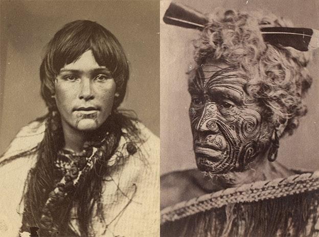 Tattoo Design - Maori
