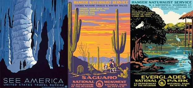Design Mystery - the contemporary posters