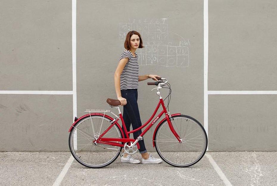 Street-style vélo