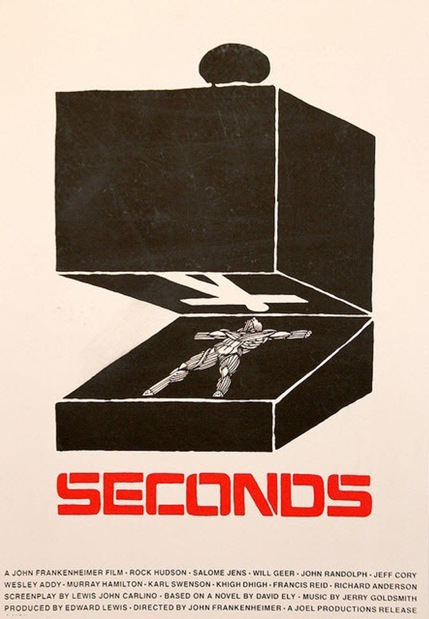Poster design by Saul Bass