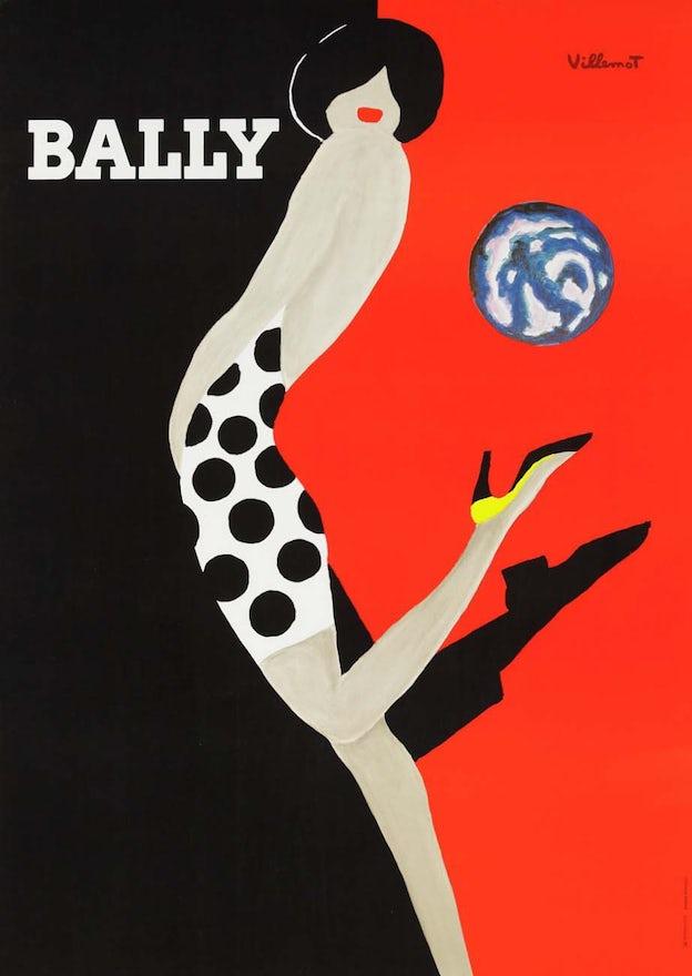 Bernard Villemot - Bally