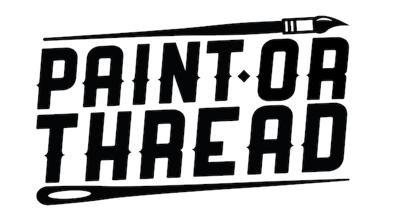 paint or thread