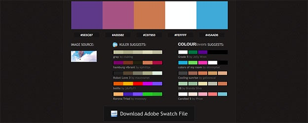 15 Vibrant Color Scheme Apps That Make Design Simple The