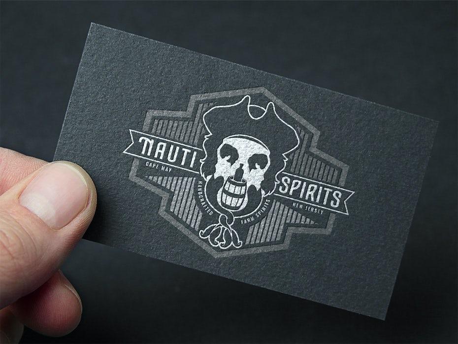 12 visitenkarten logo