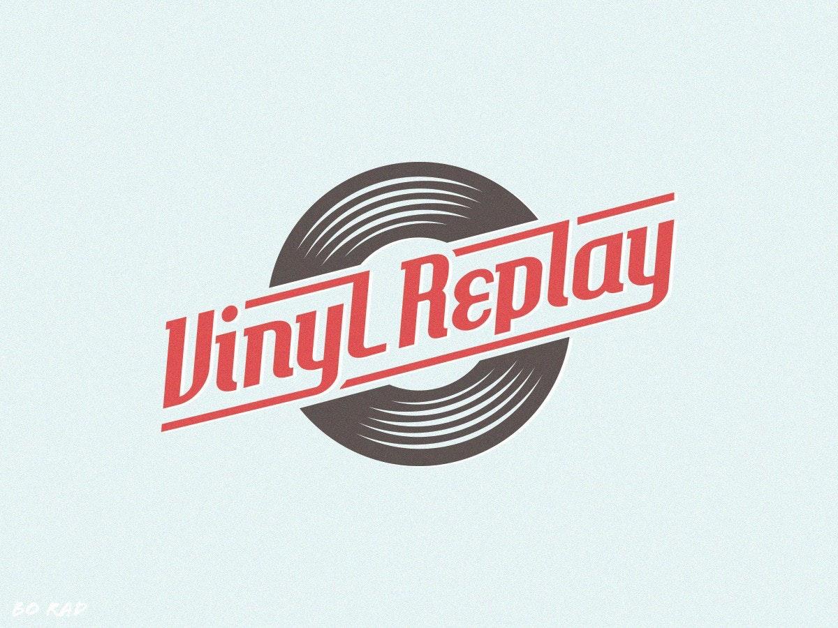 13 vinyl logo