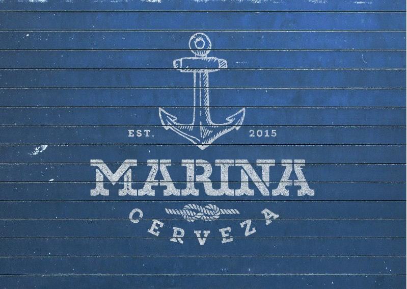 17 marina logo