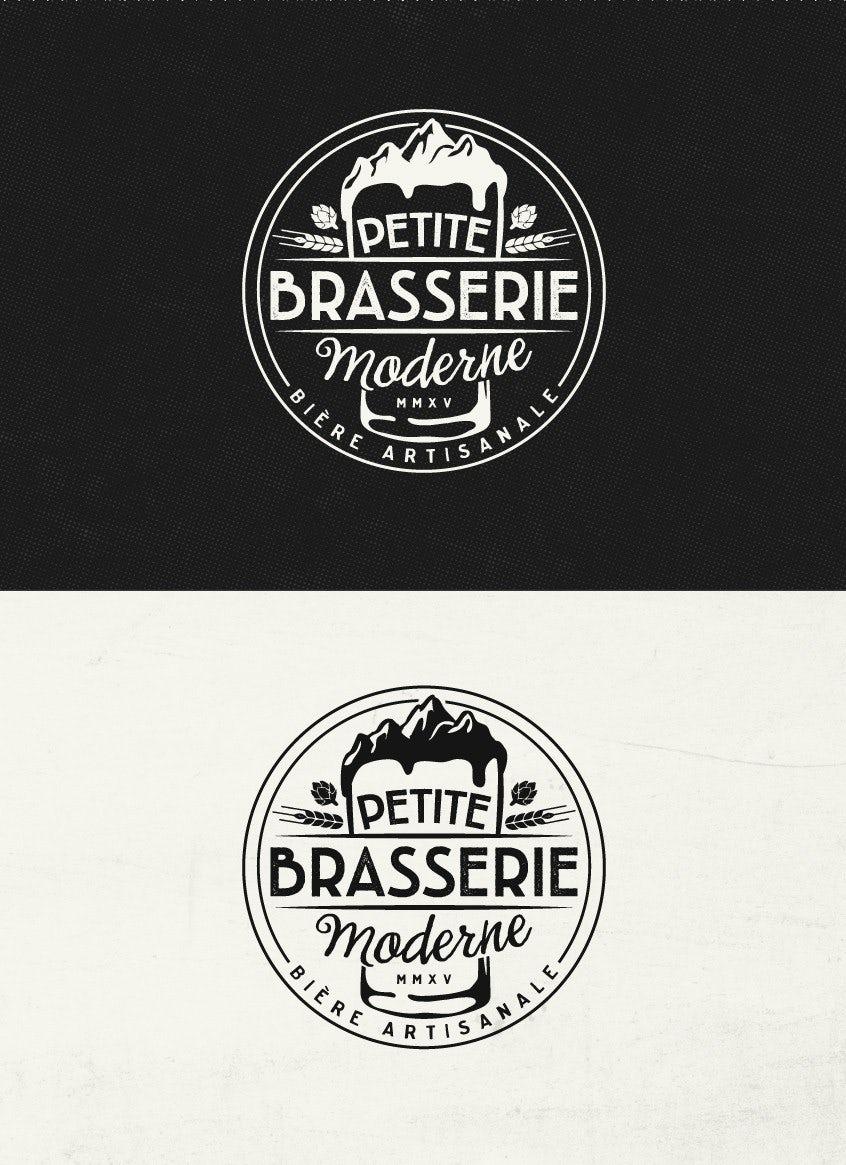 19 brasserie logo