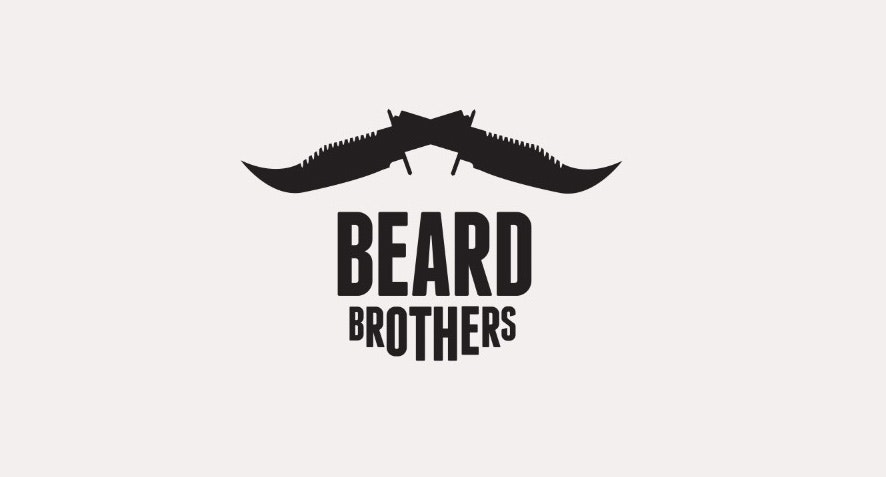 22 beard logo