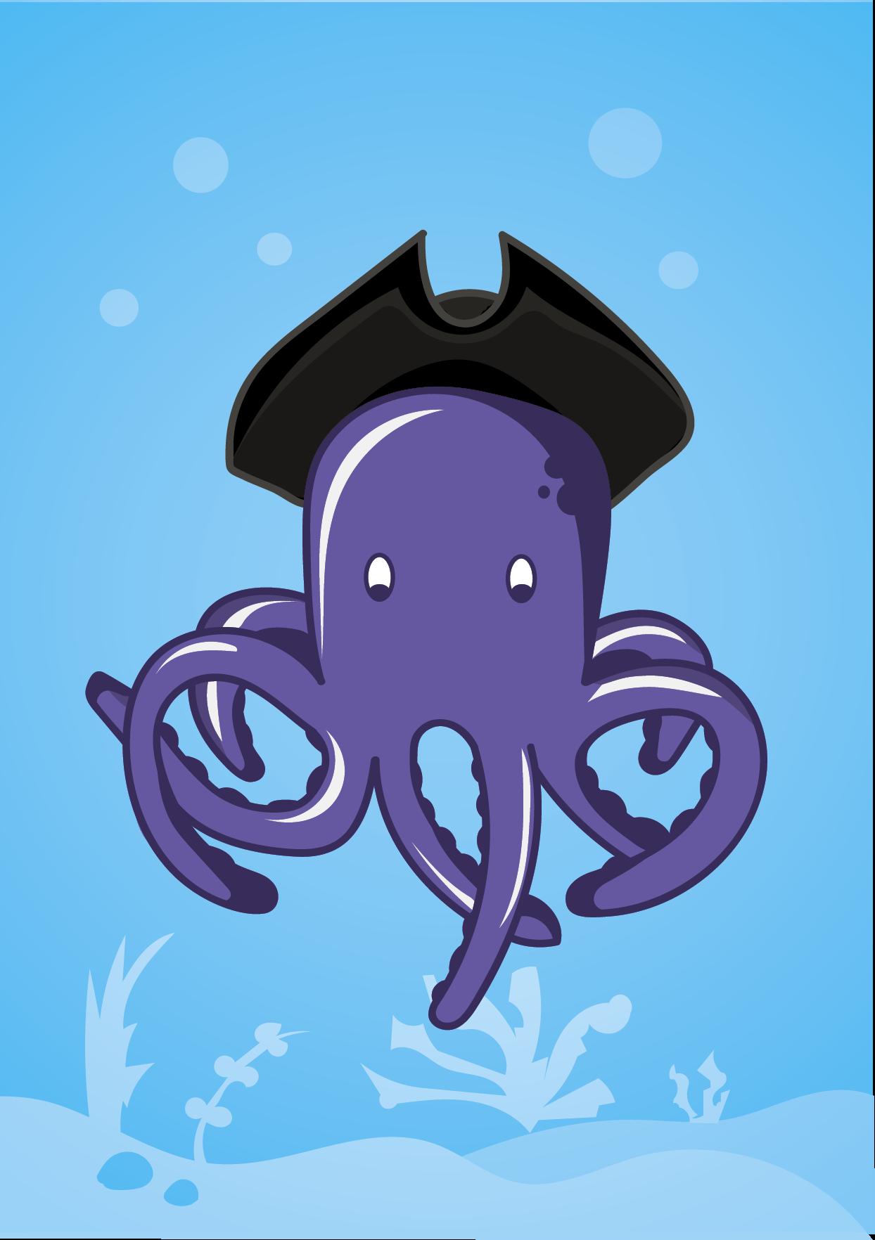 27 oktopus