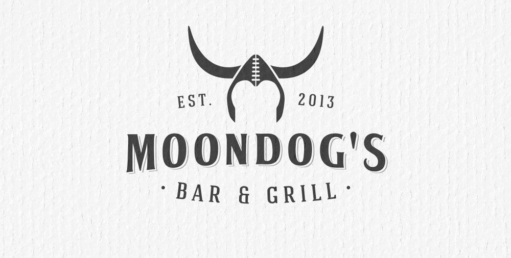 8 moondogs logo