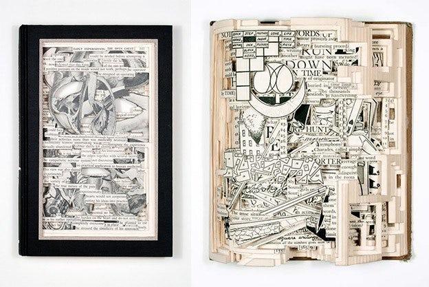 Artists' Book - Dettmer