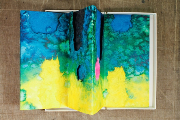 Artists' Book - Lavater