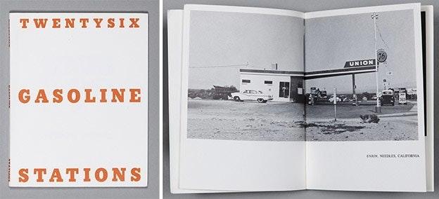 Artist's Book - Ed Ruscha
