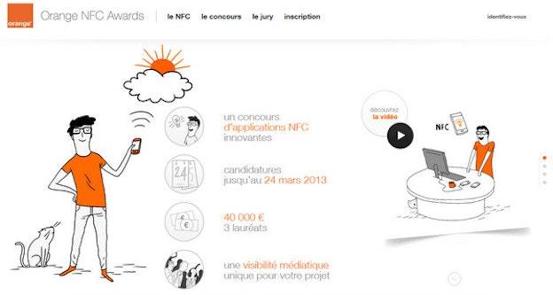 Orange-NFC-Awards
