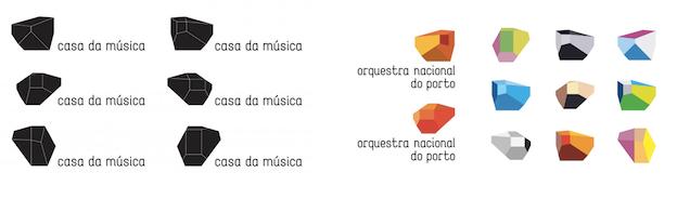 Casa da Música's dynamic logo