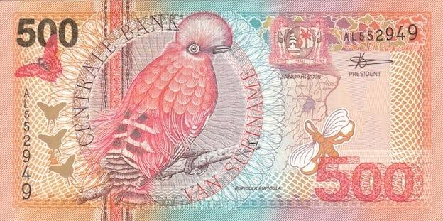 Surinam Gulden