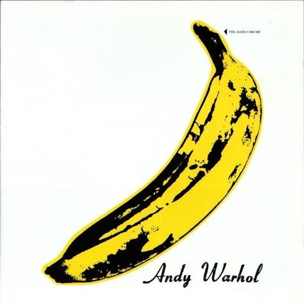 Sticker Art by Andy Warhol