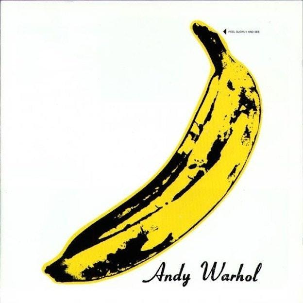 Sticker Art by Andy Warhol