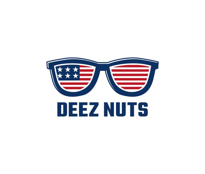 Deez Nuts presidential logo