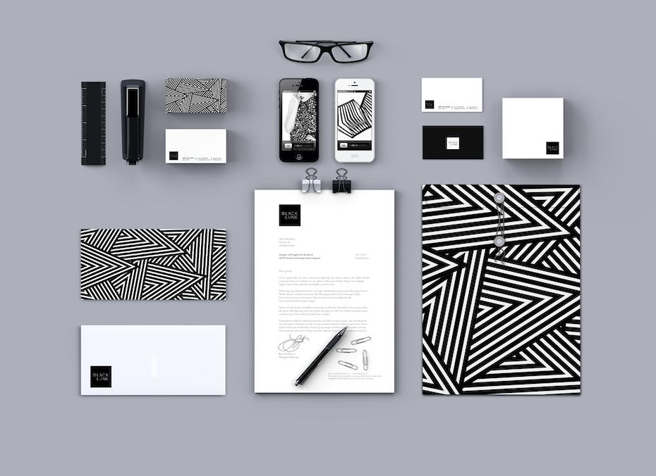 corporate identity paket designer