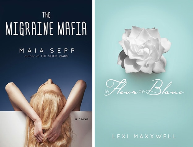 9 authors' tips for a brilliant book cover