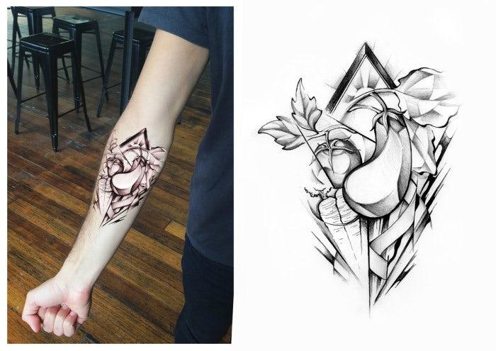 eggplant-tattoo