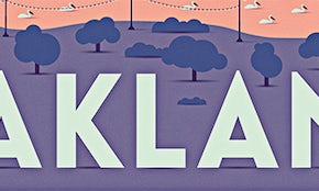 18 gorgeous posters inspired by the city of Oakland