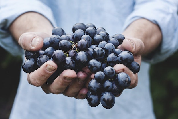 Stock Photography - Grapes