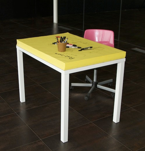 table post it