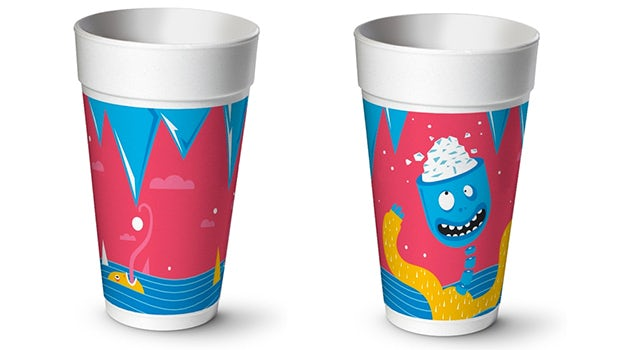 Relatively 12 cup and mug designs that hold water - 99designs FW95