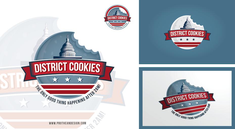 1 logo cookies