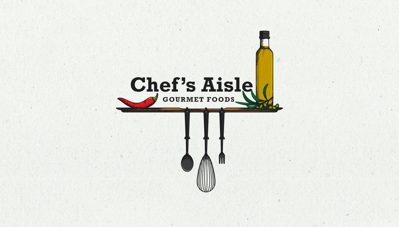 Logo restaurant Chef's Aisle