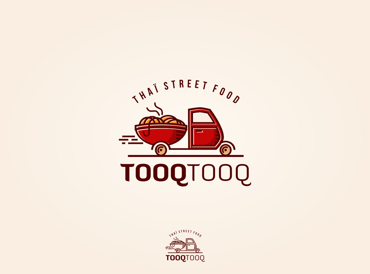 25 food logo