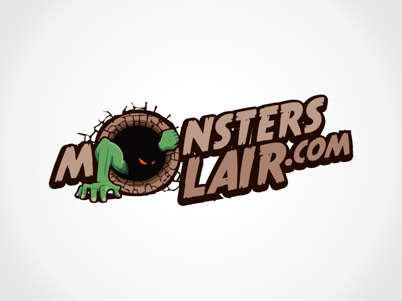 4 monster logo