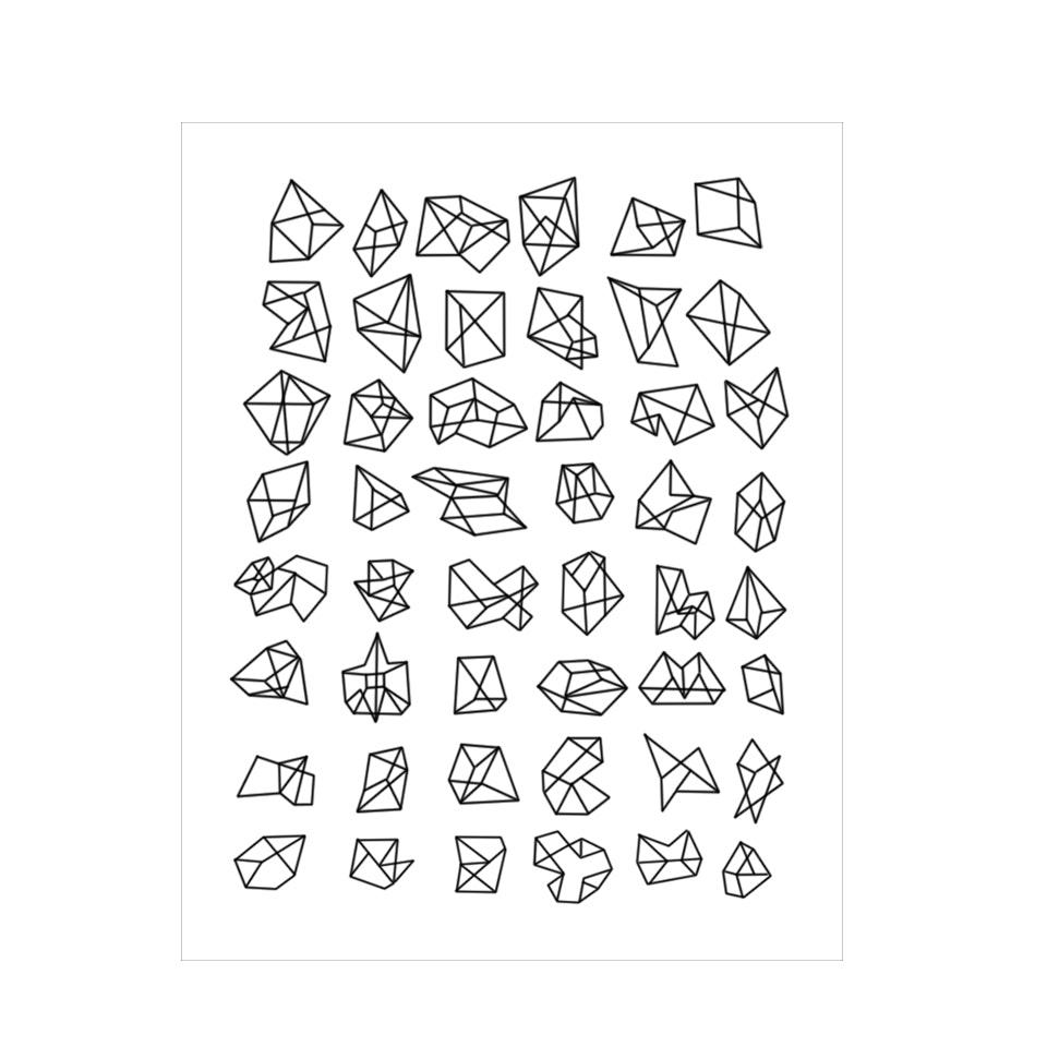5 malbuch abstrakt