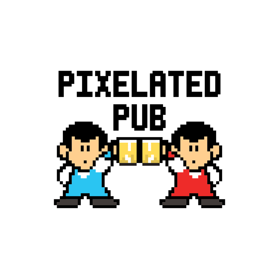 Pixelated Pub