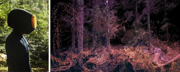 Art and Technology: Marshmallow Laser Feast