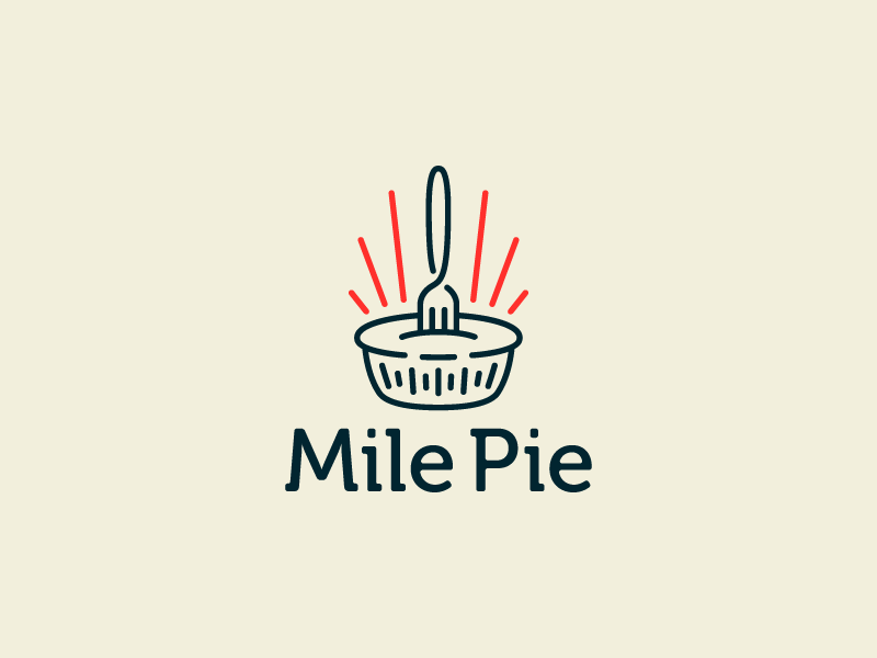 Logo Restaurant Gastronomie Mile Pie